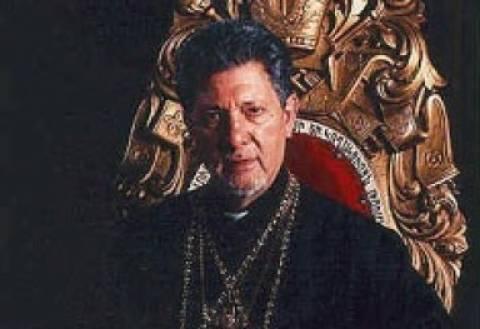 Απεβίωσε ο Αρμένιος Πατριάρχης Ιεροσολύμων