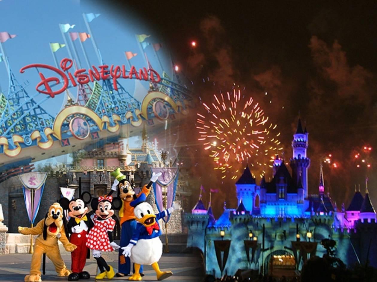 Θέσεις εργασίας για Έλληνες στην Disneyland!
