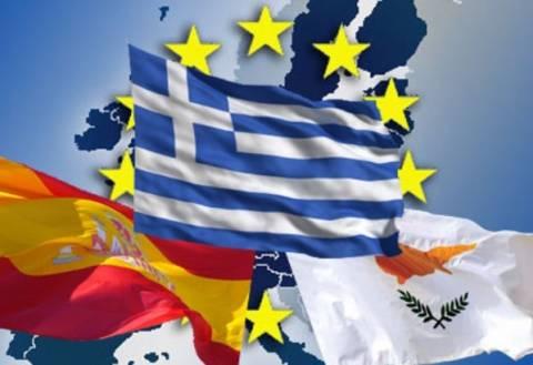 Κοινό πακέτο διάσωσης για Ελλάδα-Ισπανία-Κύπρο