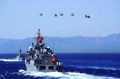 ΓΕΕΘΑ: Τι λέει για την τουρκική κορβέτα που μπήκε σε ελληνικά ύδατα