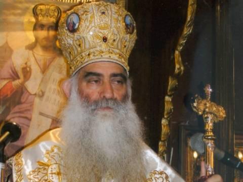 Μητροπολίτης Σιάτιστας: Η Χρυσή Αυγή εξευτελίζει το Χριστό