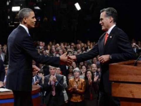 Εκλογές ΗΠΑ 2012: Μικρό προβάδισμα Ομπάμα δείχνει νέα δημοσκόπηση