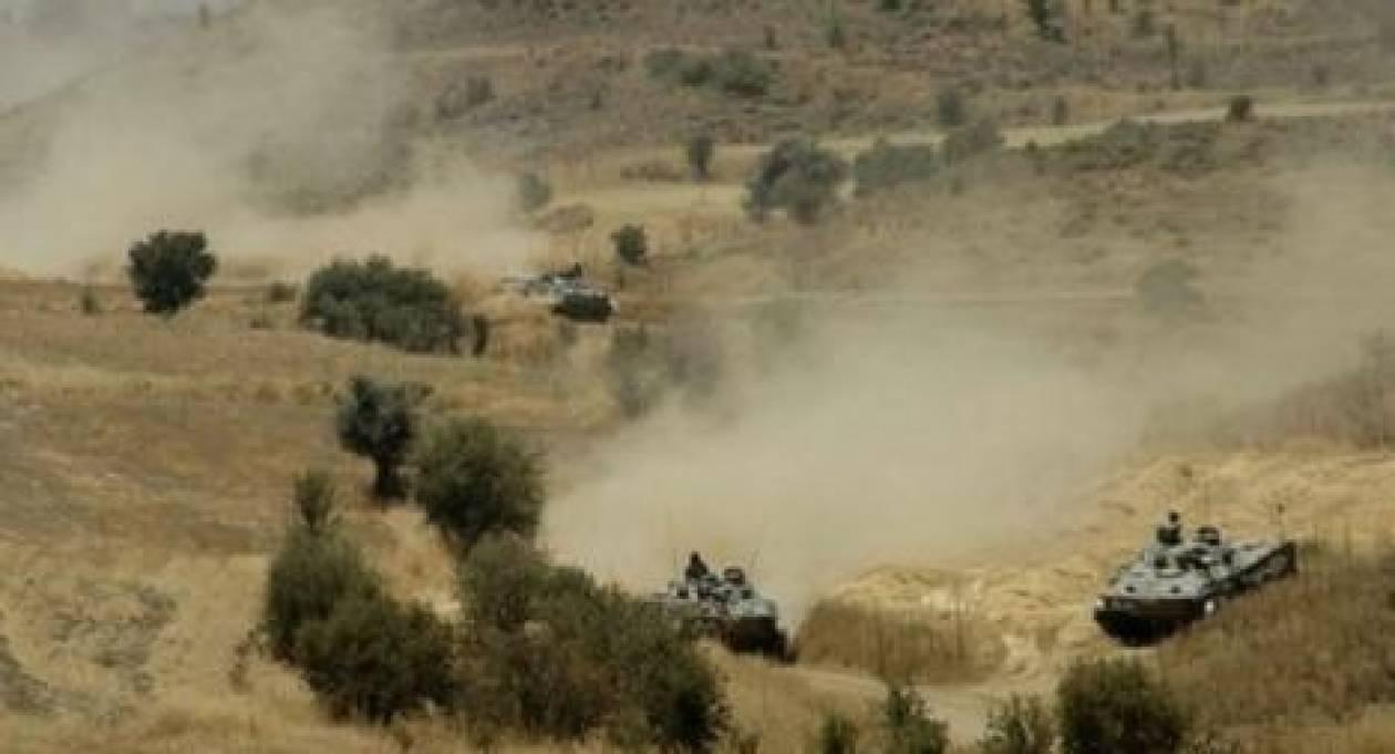 Κύπρος : Ακυρώθηκε η άσκηση Νικηφόρος...
