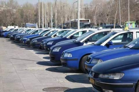 Χωρίς ταξί την Πέμπτη η Θεσσαλονίκη