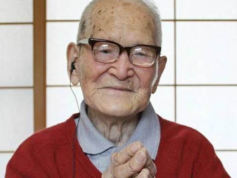 Βίντεο: Ο γηραιότερος άνδρας του κόσμου