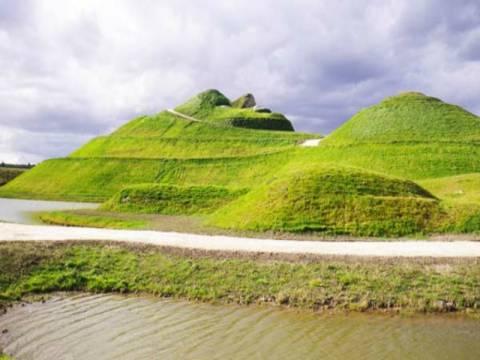 Το μεγαλύτερο «πράσινο» γλυπτό στον κόσμο!