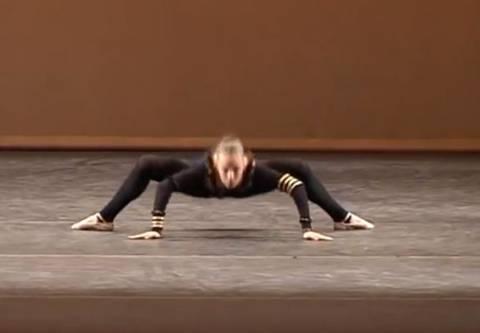 Βίντεο: Milena Sidorova - Μια πραγματική αράχνη