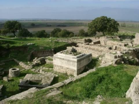 Νέες αρχαιολογικές έρευνες στην Τροία