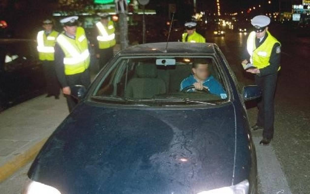 Μεθυσμένος οδηγός παρέσυρε ότι βρήκε μπροστά του στη Μυτιλήνη