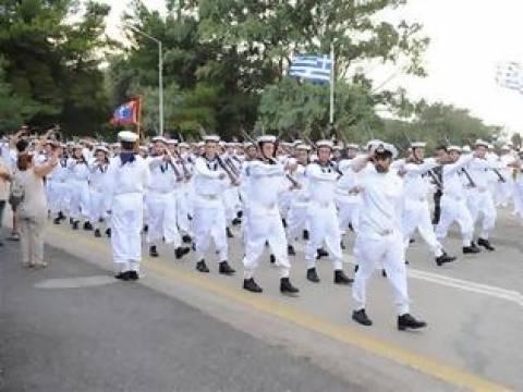 Στην Τρίπολη η κατάταξη νεοσυλλέκτων του ΠΝ 2012 Δ' ΕΣΣΟ