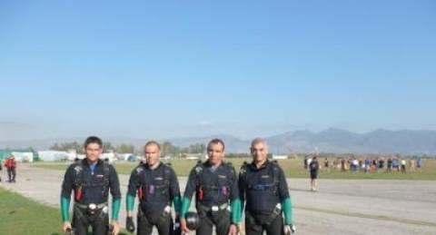 Διέπρεψαν οι Kύπριοι Καταδρομείς Αλεξιπτωτιστές σε ευρωπαϊκούς αγώνες