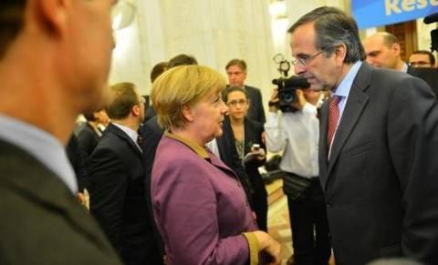 Η Ελλάδα παρουσιάστηκε ως πετυχημένη ιστορία στο ΕΛΚ από Σαμαρά