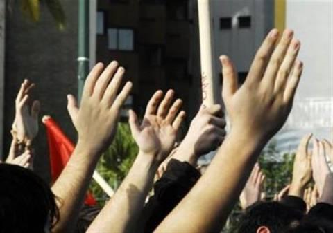 Δυναμικό συλλαλητήριο στη Σάμο