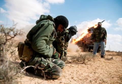 Συνεχίζονται οι εμφύλιες διαμάχες στη Λιβύη