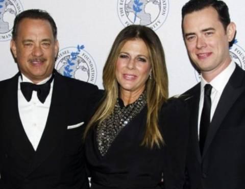 Ο γιος του Tom Hanks μοιάζει όλο και περισσότερο στον πατέρα του!