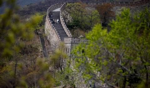 Το Σινικό Τείχος αποδείχθηκε 2,4 φορές μακρύτερο