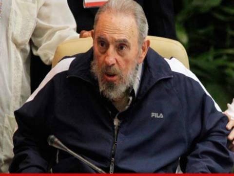 Σοβαρό εγκεφαλικό εμβολικό επεισόδιο έπαθε ο Φιντέλ Κάστρο