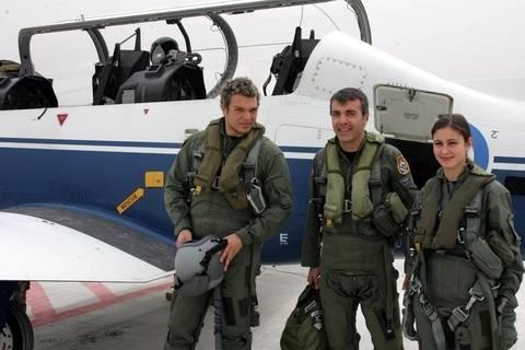 Στρατός Ξηράς, Αεροπορία και Ναυτικό πάνε για εκπαίδευση στην Τρίπολη