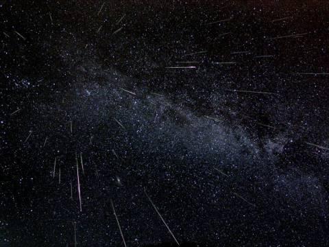 Ωριωνίδες: «Βροχή» αστεριών στο νυχτερινό ουρανό