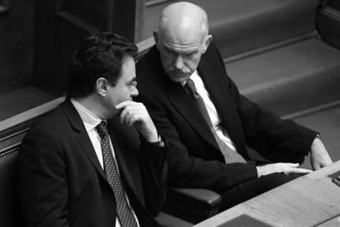 Στη Βουλή η μήνυση κατά Παπανδρέου-Παπακωνσταντίνου