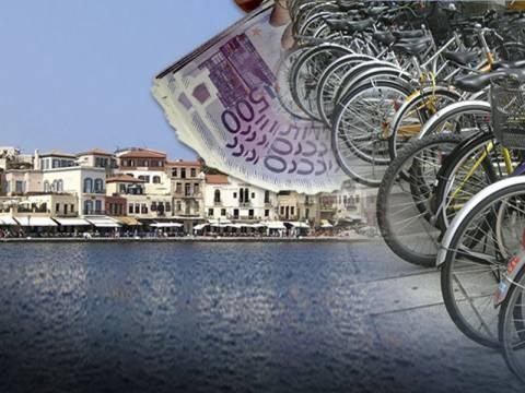 Ο Δήμος Χανίων θα ξοδέψει 164.508 ευρώ για αγορά ποδηλάτων!