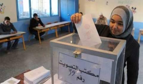 Μεγάλη αποχή στις δημοτικές εκλογές στη Δυτική Όχθη