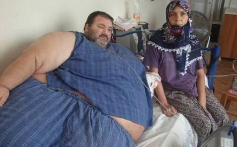 Ο Σέρηφ επέστρεψε σπίτι του κατά 50 κιλά... λιγότερος!