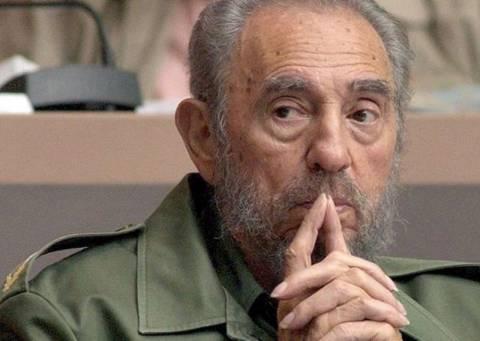 Ο Φιντέλ Κάστρο εμφανίστηκε διαψεύδοντας τις φήμες για την υγεία του