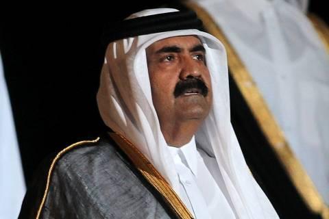 Ο εμίρης του Κατάρ θα μεταβεί στη Λωρίδα της Γάζας