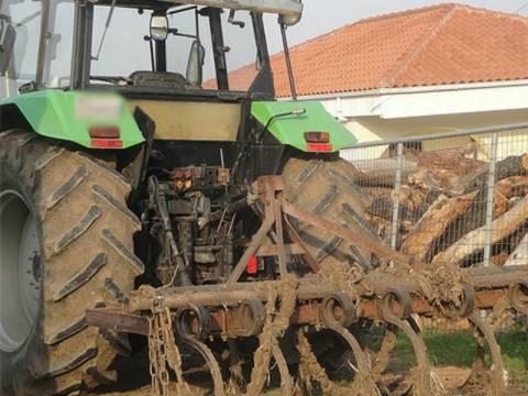 Τραγωδία με αγρότη στη Νεμέα