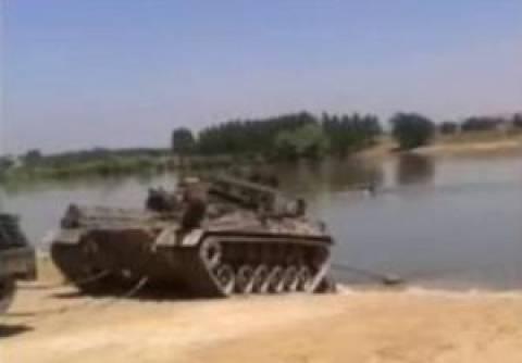 Βίντεο: Αποτυχημένη άσκηση διάβασης του Έβρου από τον Τουρκικό Στρατό