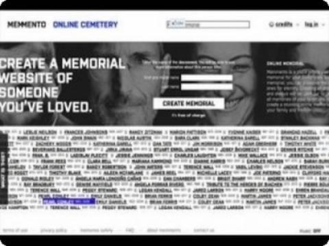 Απίστευτο! Δημιουργήθηκε το πρώτο ηλεκτρονικό νεκροταφείο