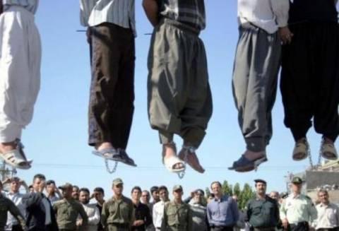 Ιράν: Μαζικοί απαγχονισμοί κατηγορουμένων για ναρκωτικά