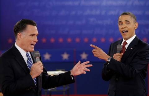 Δείτε LIVE το τελικό debate ανάμεσα σε Ομπάμα και Ρόμνεϊ