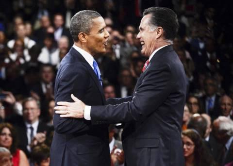 Ο Ομπάμα κυριάρχησε και στο τρίτο debate (pics)