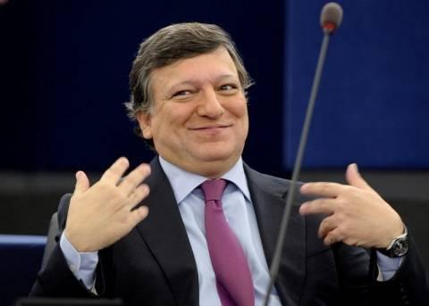 Μπαρόζο: Προϋπόθεση οι μεταρρυθμίσεις για την παραμονή στο ευρώ