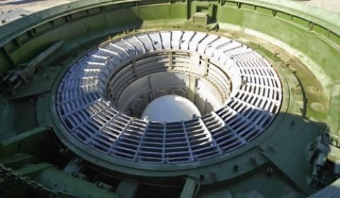 Πύραυλος υγρών καυσίμων των Στρατηγικών Πυραυλικών Δυνάμεων