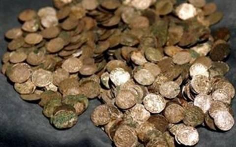 Έδεσσα: Βρέθηκαν αρχαία νομίσματα