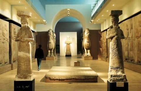 Το Ιράκ ζητεί πίσω την πολιτιστική του κληρονομιά