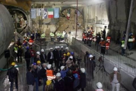 Στους δρόμους οι εργαζόμενοι του μετρό Θεσσαλονίκης σήμερα
