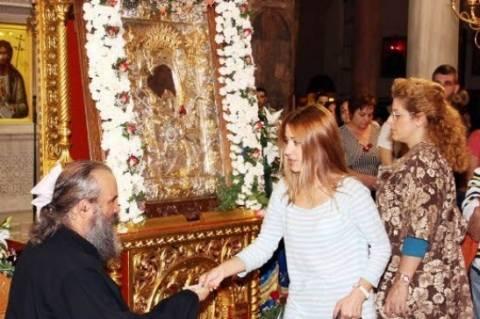 Θεσσαλονίκη: 100.000 πιστοί έχουν προσκυνήσει την εικόνα «Άξιον Εστί»!