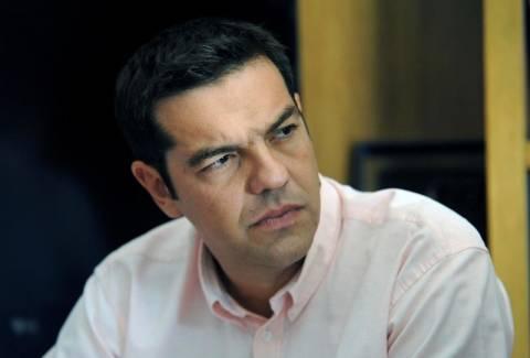 Αντίγραφο του εγγράφου για τον ειδικό λογαριασμό ζητά ο Α. Τσίπρας