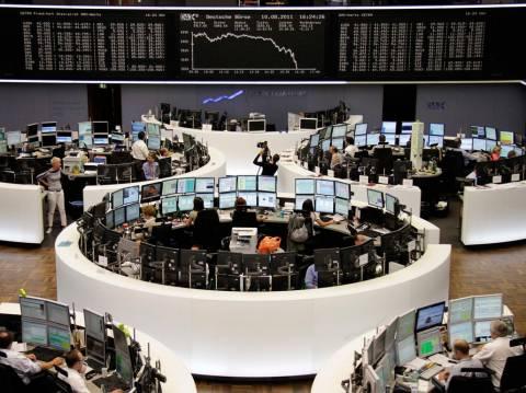 Θετικό πρόσημο στα ευρωπαϊκά χρηματιστήρια