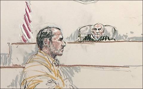 Καταδικάστηκε για αποτυχημένη τρομοκρατική επίθεση 13 χρόνια μετά