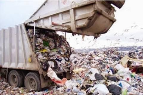Τα σκουπίδια της Πελοποννήσου στο στόχαστρο της Κομισιόν