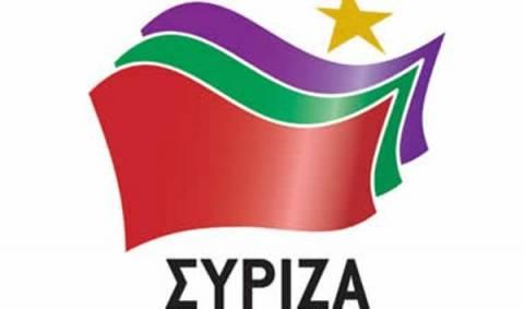 ΣΥΡΙΖΑ: Ο λαός θα διατρανώσει με ειρηνικό τρόπο το «όχι» στο μνημόνιο