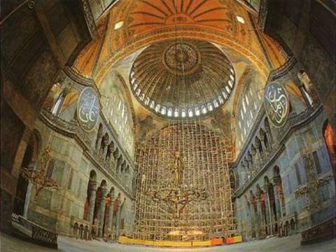 Κωνσταντινούπολη: Θέλουν να ξανακάνουν τέμενος την Αγία Σοφία