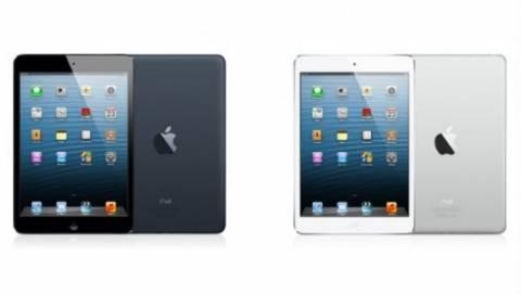 Η απάντηση της Apple για την υψηλή τιμή του iPad mini