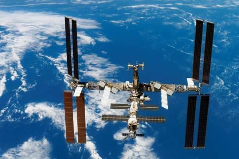 Έφτασαν νέοι επισκέπτες στον Διεθνή Διαστημικό Σταθμό