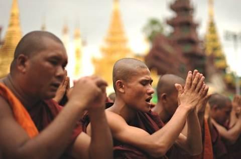Μιανμάρ: Στους 112 οι νεκροί των θρησκευτικών συγκρούσεων